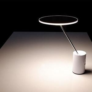 Artemide lampa stołowa SISIFO biała small 0