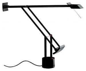 Lampa biurkowa Artemide TIZIO czarna