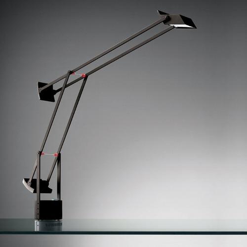 Lampa biurkowa Artemide TIZIO LED czarna