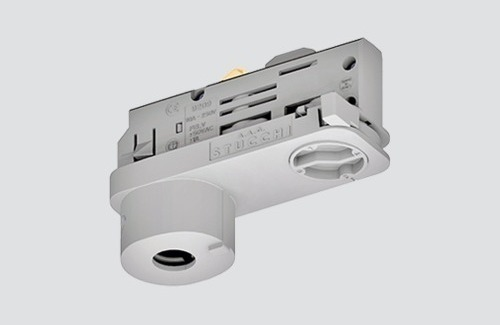 Asymetryczny 6 stykowy adapter 3 FAZY  Z SELEKTOREM FAZY STUCCHI