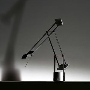 Lampa biurkowa Artemide TIZIO Micro czarna  small 0