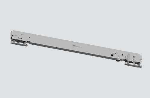 Sześciostykowy adapter ze zintegrowanym sterownikiem + DALI STUCCHI czarny, szary, biały