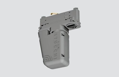 Adapter do bezprzewodowej kontroli oświetlenia szynoprzewodu z technologią CASAMBI STUCCHI biały, czarny