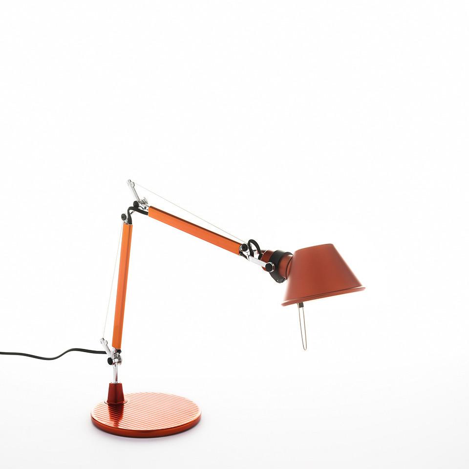 Lampa biurkowa Artemide Tolomeo Micro A011860