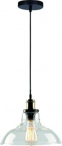 Loftowa Szklana Lampa wisząca Conrad