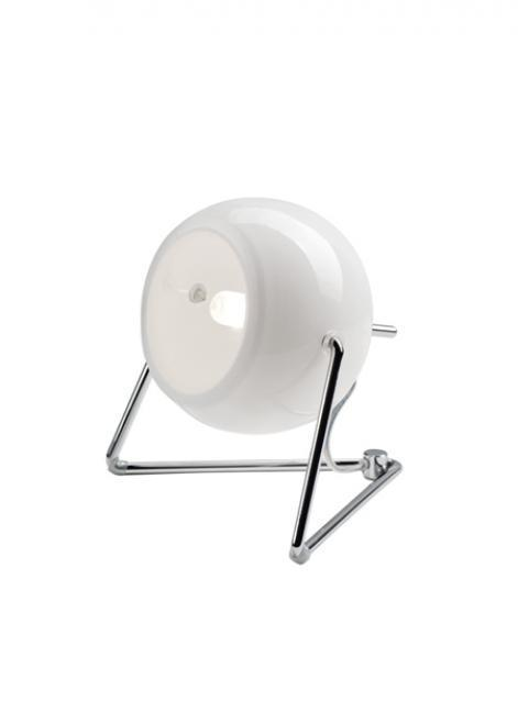 Lampa biurkowa Fabbian Beluga White D57 5W - D57 B07 01