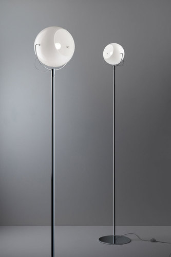 Lampa podłogowa Fabbian Beluga White D57 13W - D57 C11 01