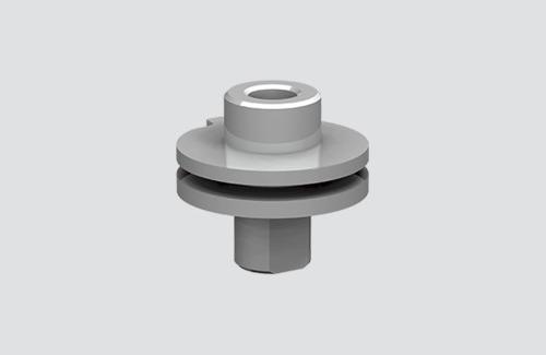 Złączka ALU M10 do adapterów 9009 i S-9000/M, szynoprzewody STUCCHI