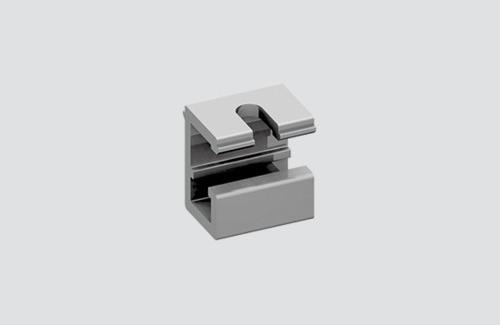 Wspornik sufitowy do zawieszeń, szynoprzewody STUCCHI, aluminium