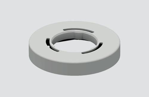 Osłona do S-9909/M10, szynoprzewody STUCCHI, biały, czarny, szary