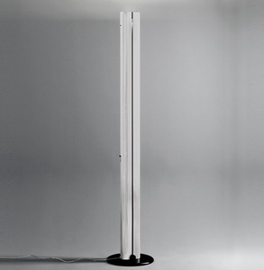 Lampa podłogowa Artemide MEGARON srebrna 3000K/2700K small 0