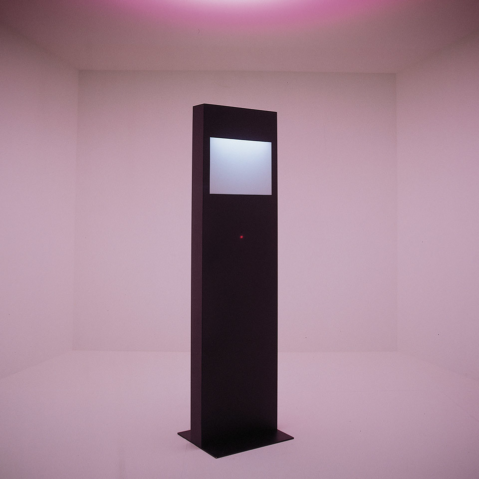 Lampa podłogowa Artemide PROMETEO RGBW + pilot