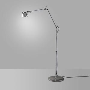 Lampa podłogowa Artemide Tolomeo Aluminium A001000 small 0