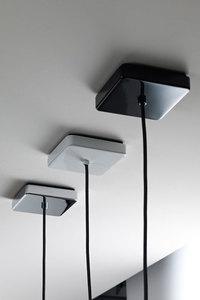 Lampa wisząca Fabbian Bijou D75 7W 8cm - czarny - D75 A01 02 small 5