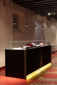 Lampa wisząca Fabbian Bijou D75 7W 8cm - czarny - D75 A01 02 small 3