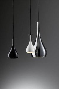 Lampa wisząca Fabbian Bijou D75 7W 8cm - czarny - D75 A01 02 small 4