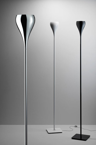Lampa podłogowa Fabbian Bijou D75 13W - Biały - D75 C01 01
