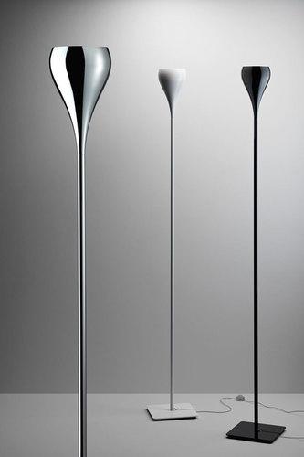 Lampa podłogowa Fabbian Bijou D75 13W - chrom - D75 C01 15