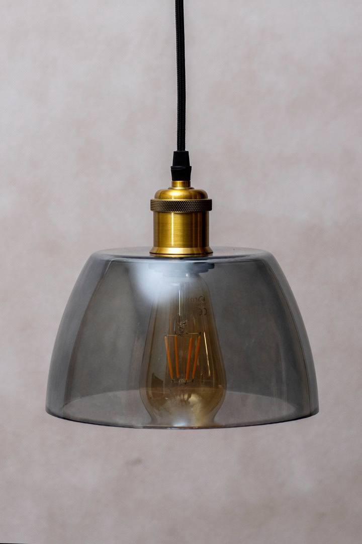Lampa w stylu industrialnym SOHO by Lunares E27 40 W