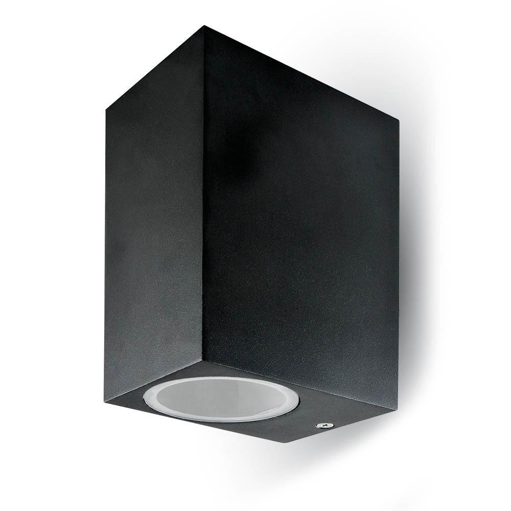 Kinkiet zewnętrzny GUFI IP44 GU10 czarny