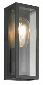 Porto kinkiet na elewację zewnętrzną + żarówka filament LED