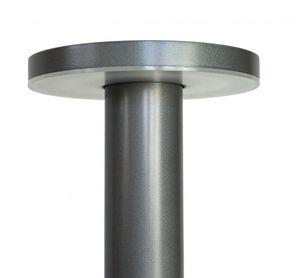 Rondo słupek ogrodowy LED 105cm, piopiel