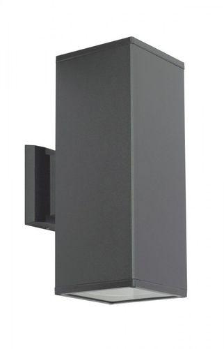 Kinkiet zewnętrzny ADELA 8001 DG, ciemny popiel