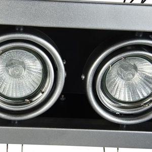 Wpuszczana oprawa sufitowa Maytoni Metal Modern DL008-2-02-S small 3