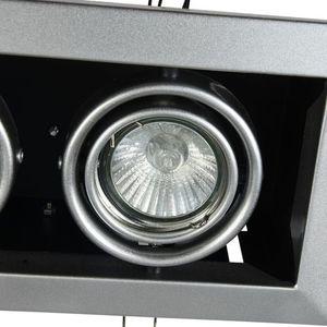 Wpuszczana oprawa sufitowa Maytoni Metal Modern DL008-2-02-S small 0