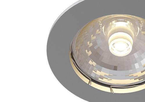 Wpuszczana oprawa sufitowa Maytoni Metal Modern DL009-2-01-CH