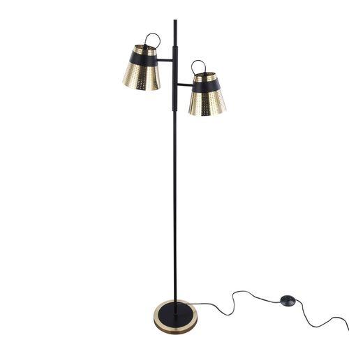 Lampa podłogowa Maytoni Trento MOD614FL-02BS