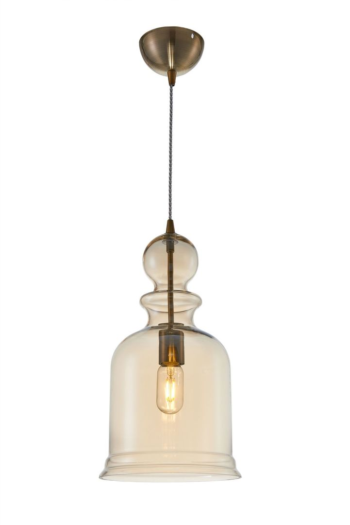 Lampa wisząca Maytoni Tone P002PL-01BZ