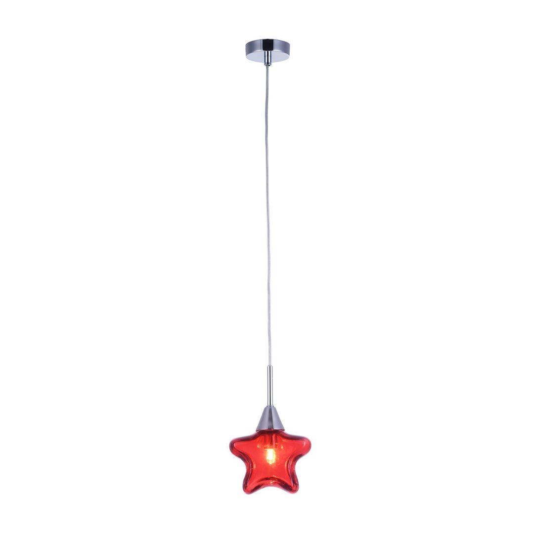 Lampa wisząca Maytoni Star MOD246-PL-01-R