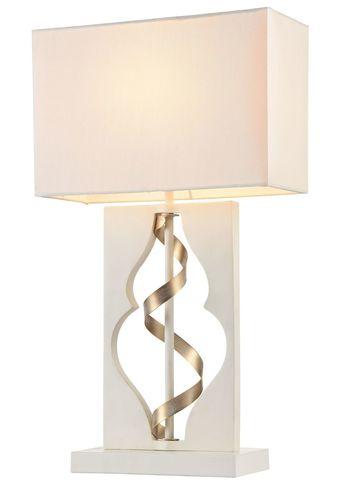 Lampa stołowa Maytoni Intreccio ARM010-11-W