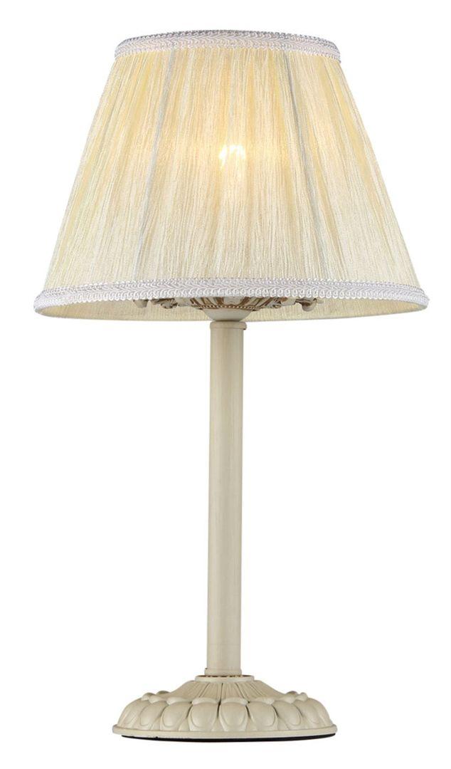 Lampa stołowa Maytoni Olivia ARM326-00-W