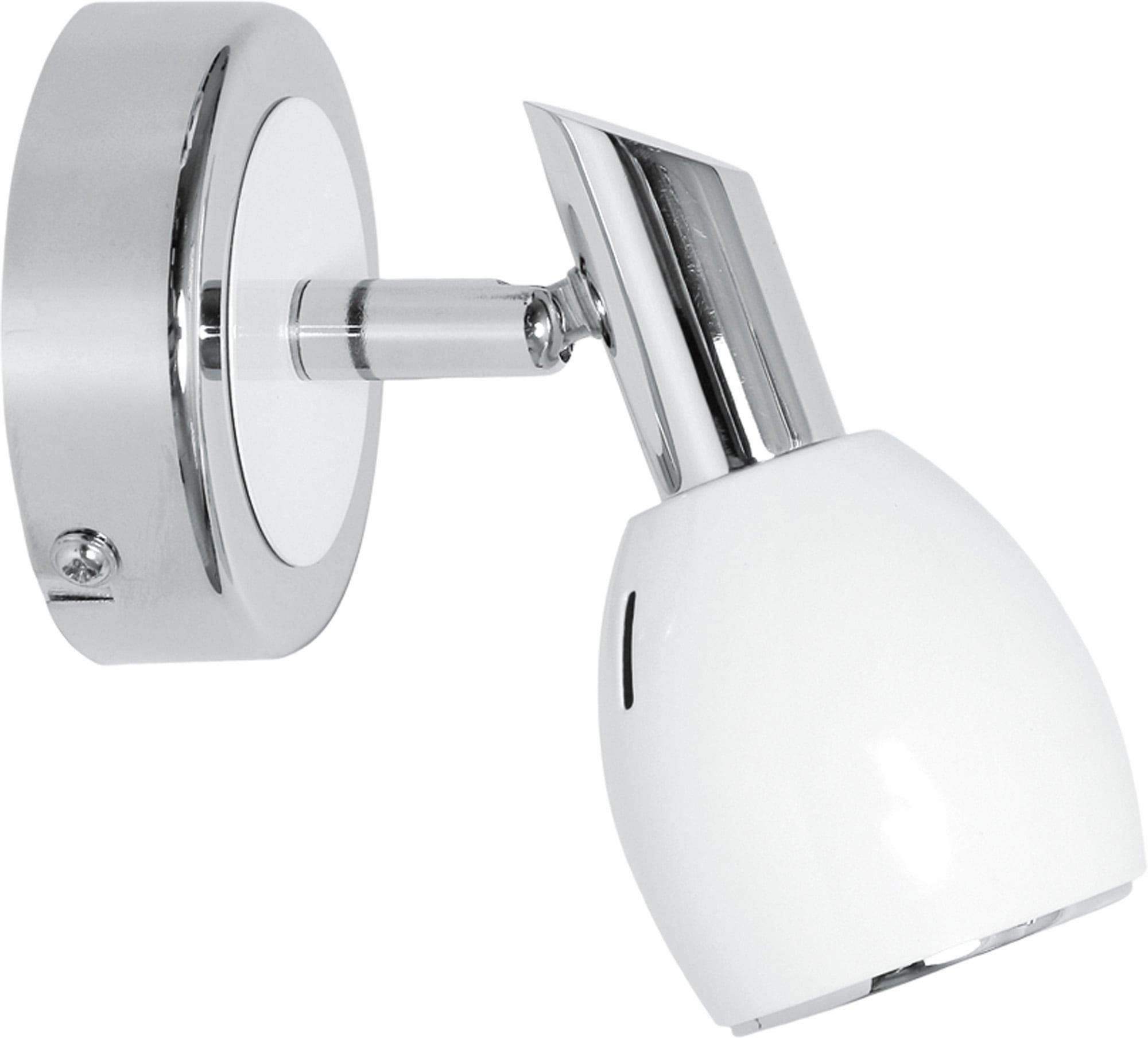 Kinkiet Biały LED Colors chrom GU10