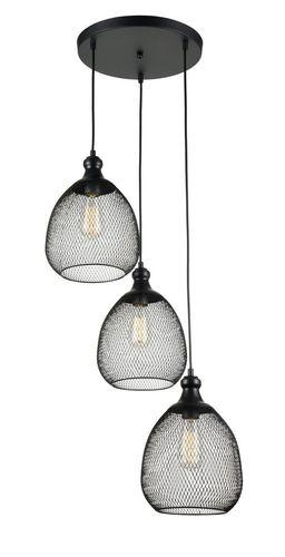 Lampa wisząca Maytoni Grille T018-03-B