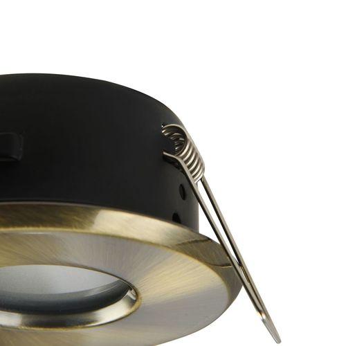 Wpuszczana oprawa sufitowa Maytoni Metal Modern DL010-3-01-BZ