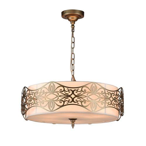 Lampa wisząca Maytoni Burgeon ARM959-PL-06-G