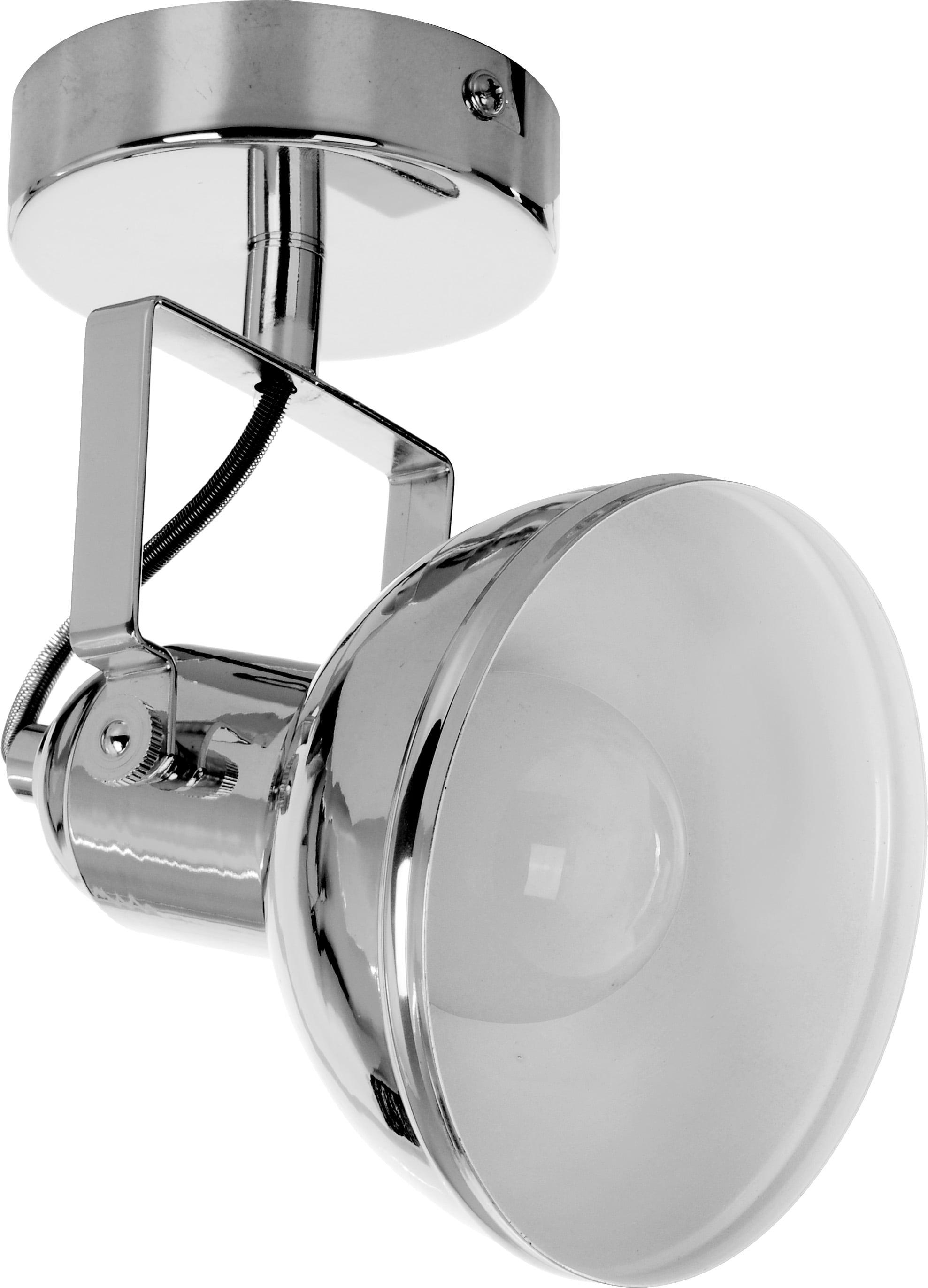 Chromowany Reflektorek Kinkiet Edit E27 60W