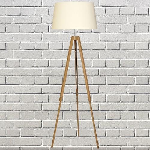 Togo lampa stojaca natural