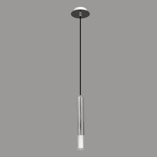 Lampa wisząca Kuga 1 M chrom