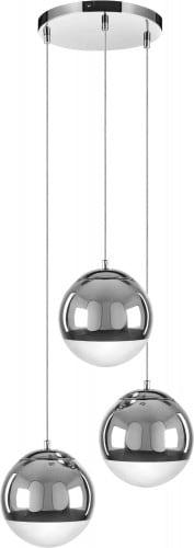 Lampa wisząca Gino chrom E27 60W