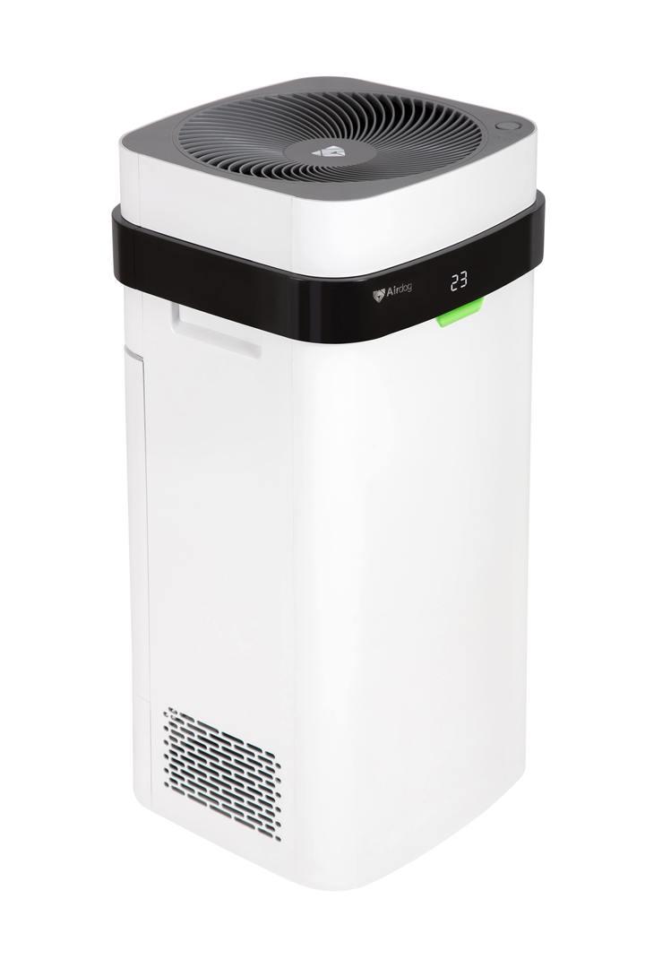 Cichy oczyszczacz powietrza AirDog  X5