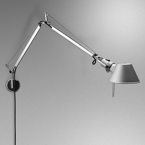 Lampa ścienna Artemide Tolomeo Mini Led Wall A005600+A025150
