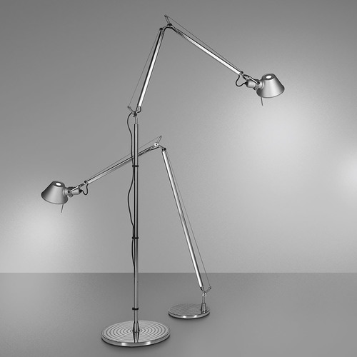 Artemide Tolomeo Reading Floor