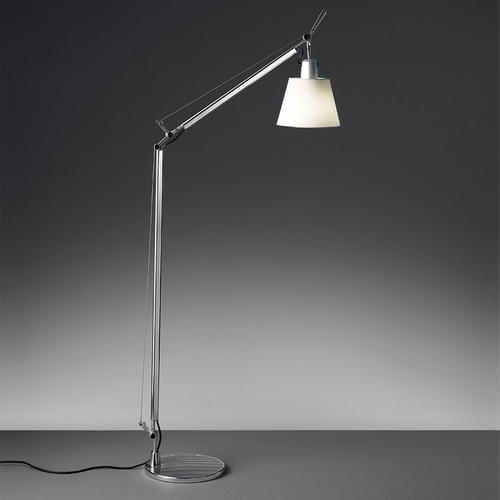 Artemide Tolomeo Basculante Reading Floor A014600