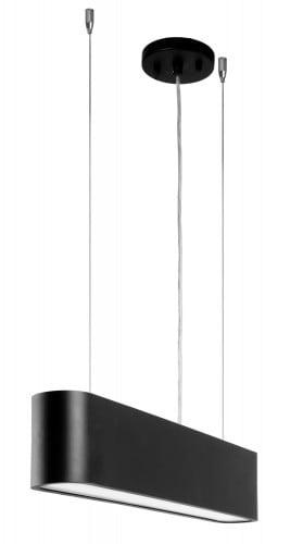 Lampa wisząca Illumina czarny LED 35W