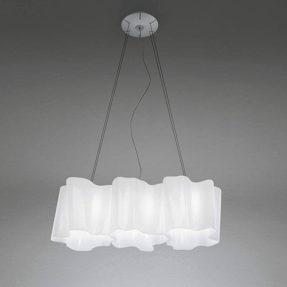 Lampa wisząca Artemide Logico Suspension 3 In Linea 0455020A