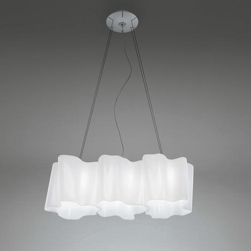Lampa wisząca Artemide Logico Mini Suspension 3 In Linea 0697020A